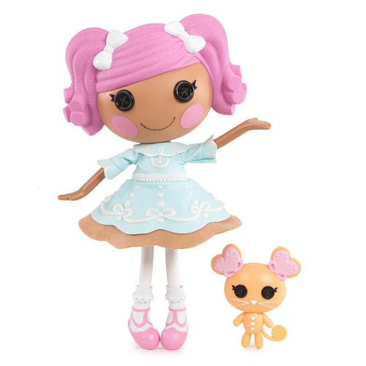 Кукла Lalaloopsy Глазурина