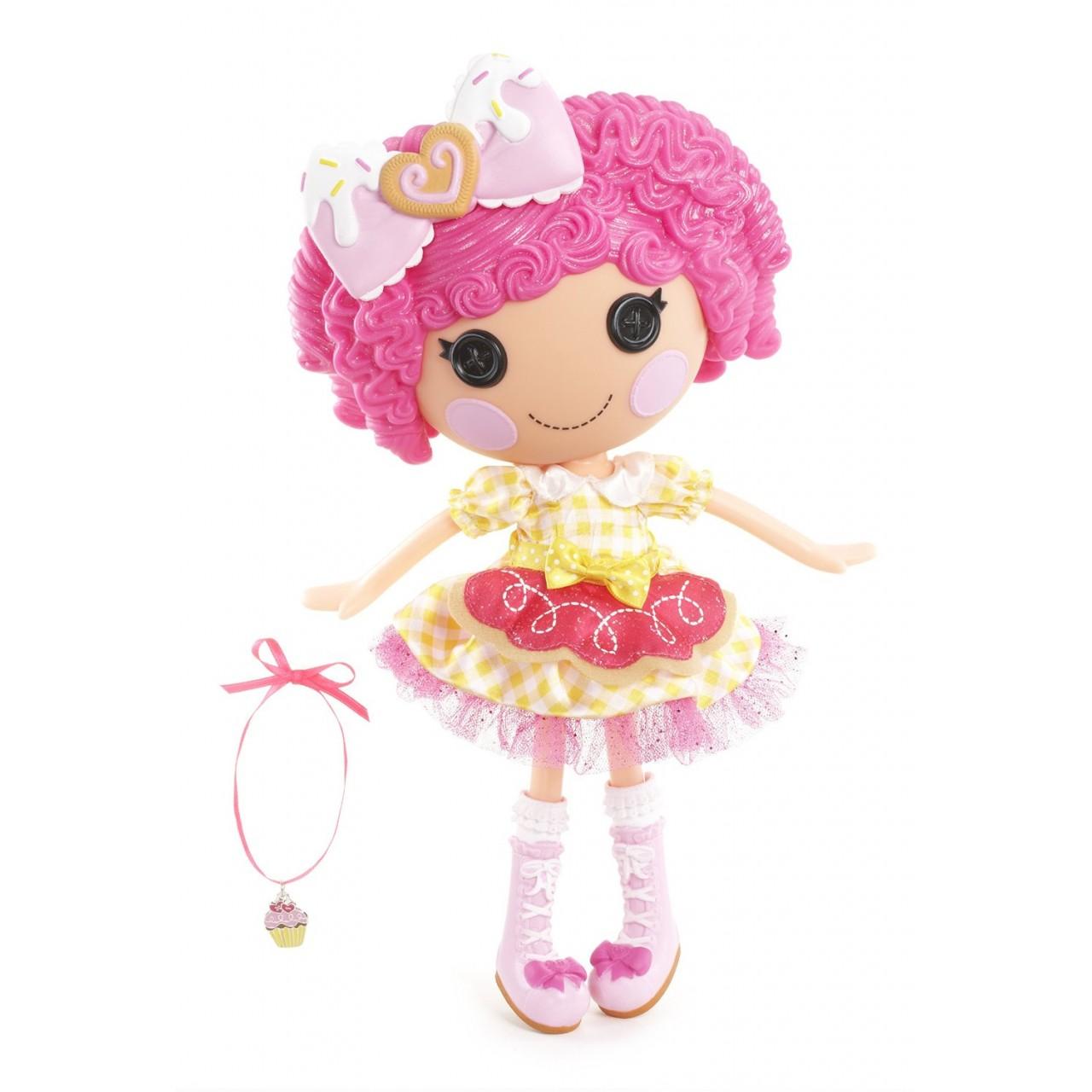 Кукла Lalaloopsy Lalabration большая - Сладкоежка
