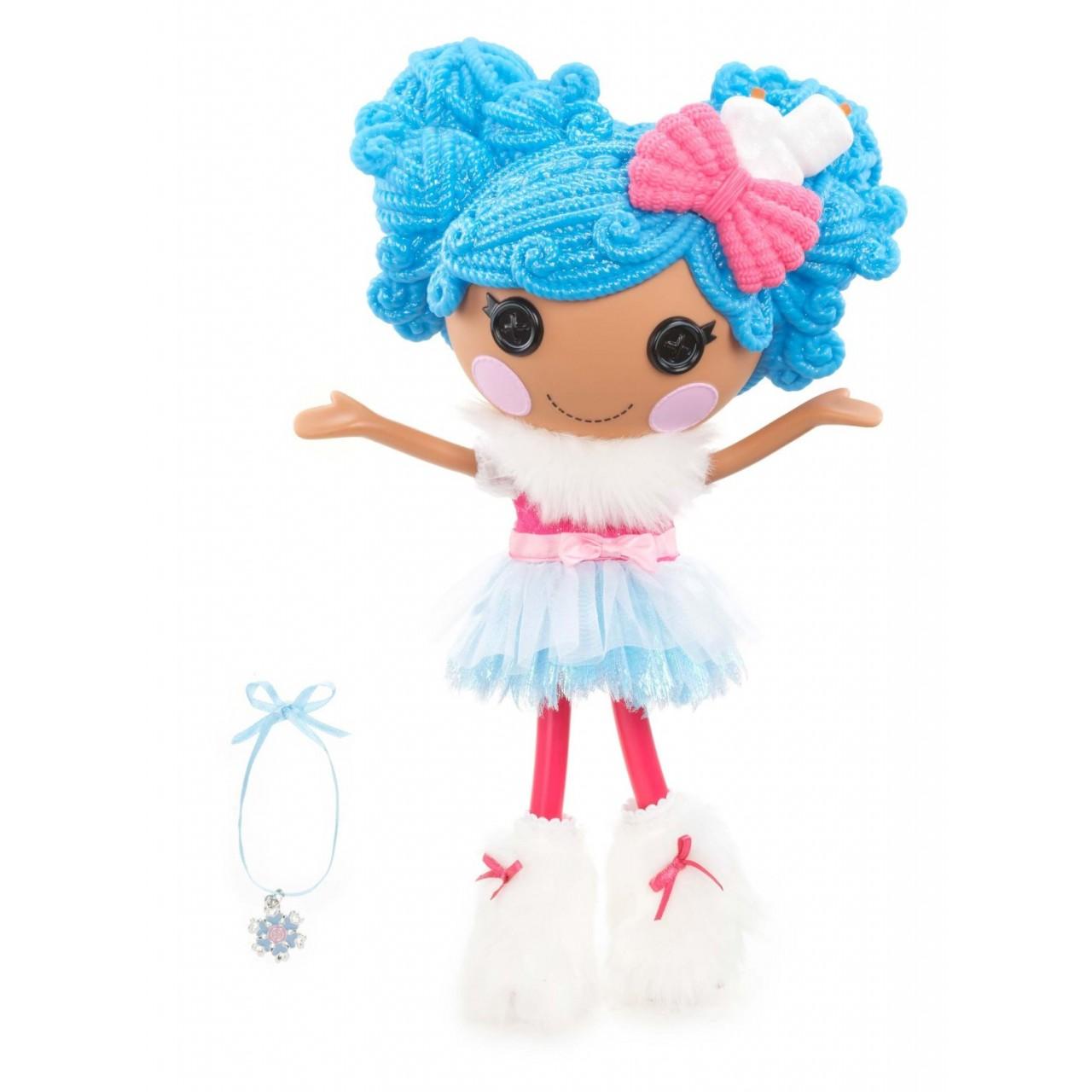 Кукла Lalaloopsy Lalabration большая - Снежинка
