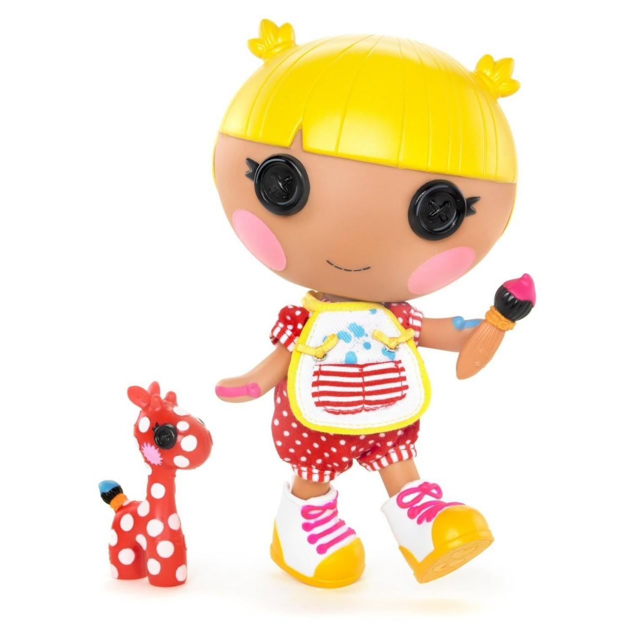 Кукла Lalaloopsy Littles Маленькая Художница