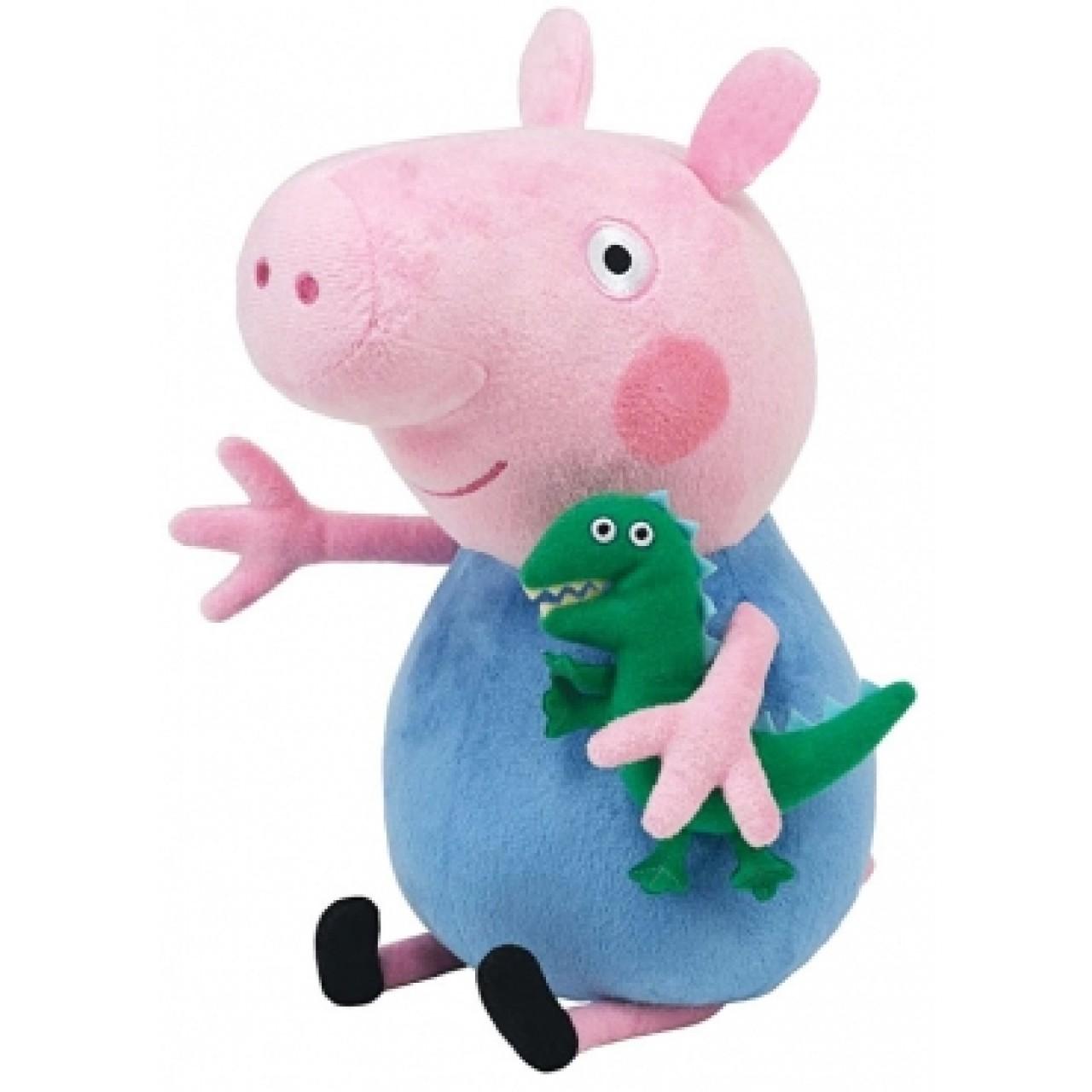 Мягкая Игрушка Peppa Pig - Джордж