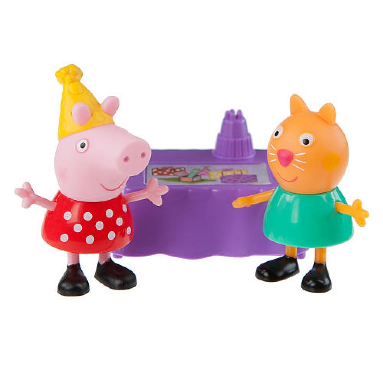 Набор Свинка Peppa и Кот Candy, 5523010