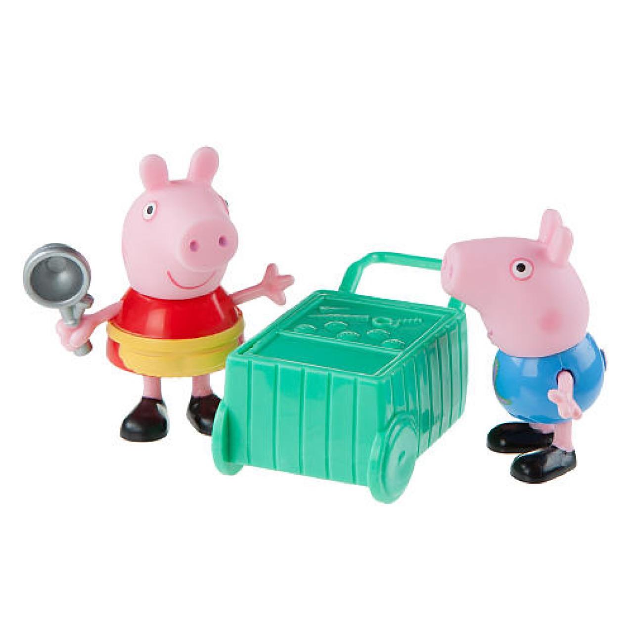 """Набор """"Свинка Peppa и Джордж с мороженицей"""",  5523009"""