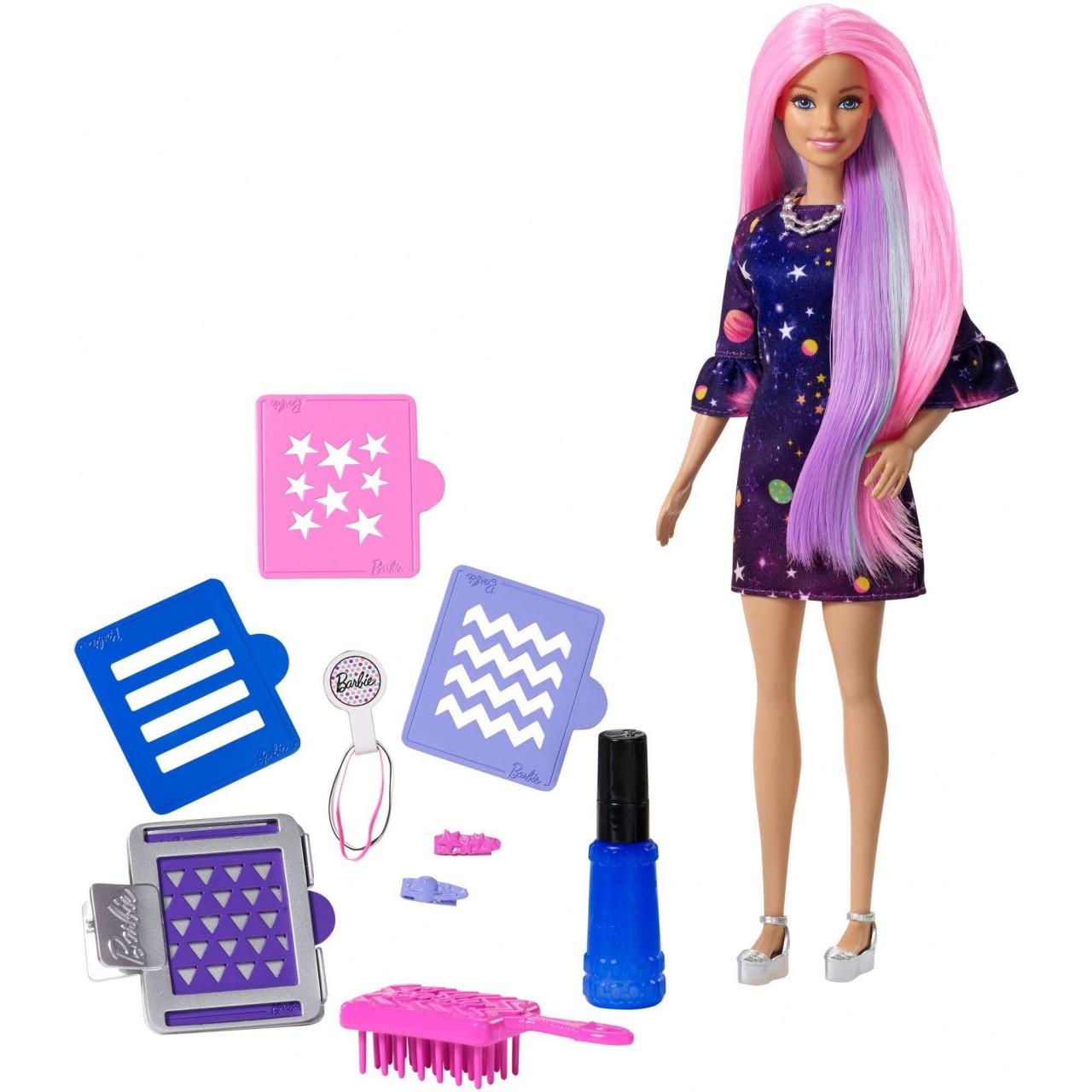 Кукла Barbie Цветной Сюрприз (FHX00) Barbie Color Surprise