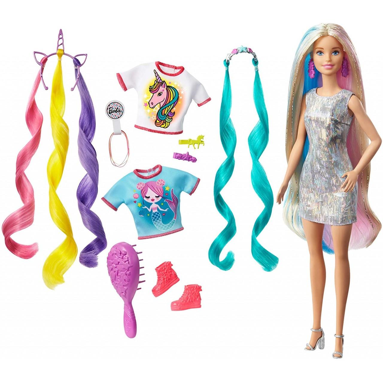 Лялька Barbie блондинка Фантазійні образи (GHN04)