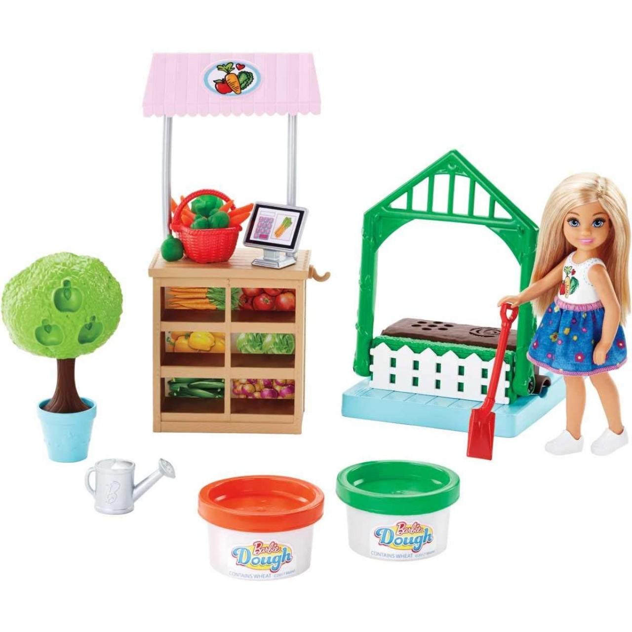 Набор Барби Челси в саду (FRH75) от Mattel