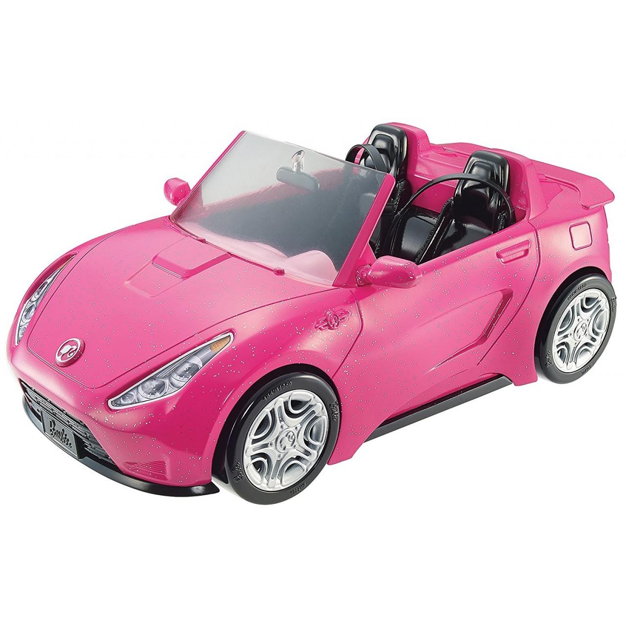 Барби гламурный кабриолет (DVX59) Barbie Glam Convertible