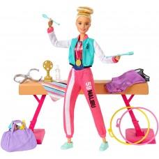 Набор кукла Барби You can be Гимнастка  GJM72 от Mattel
