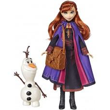 """Набор кукла Анна и Олаф """"Холодное сердце"""" E5496 от Hasbro"""