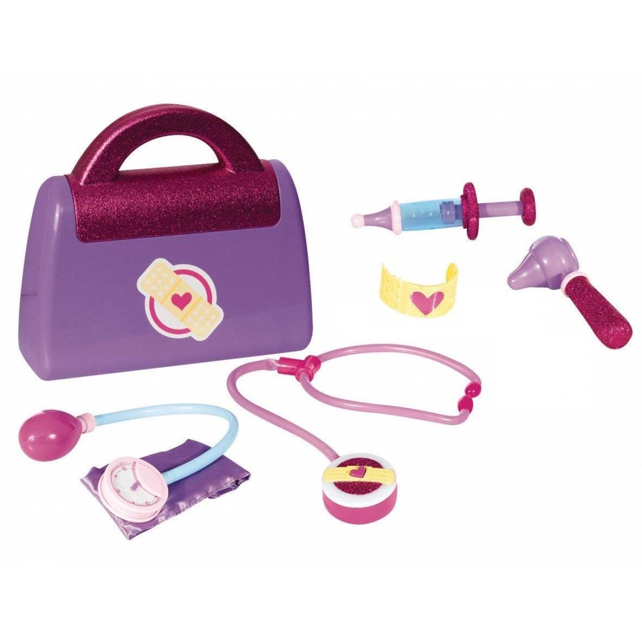 """Интерактивный набор инструментов Доктор Плюшева """"Чемоданчик доктора"""" Disney (GPH90121) Doc McStuffins Doctor's Bag"""