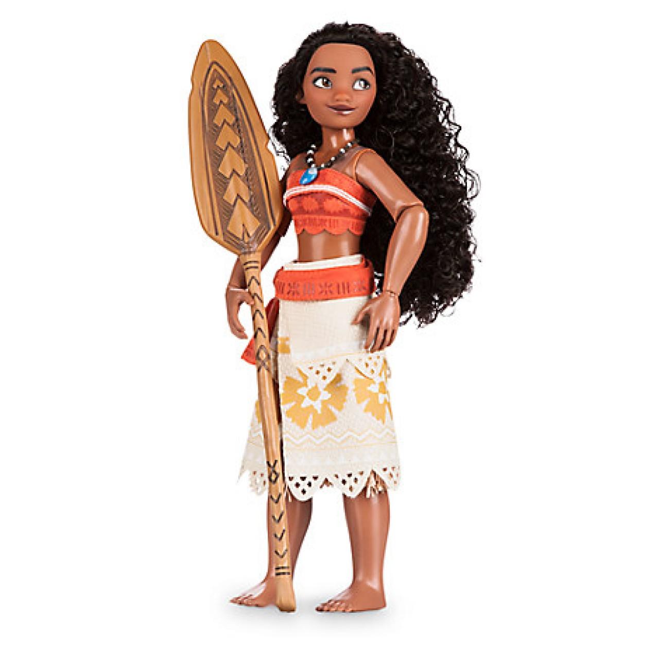 Классическая кукла Моана (Ваяна) Disney