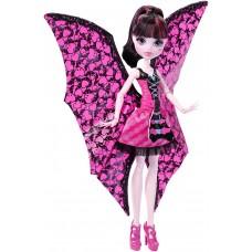 Кукла Дракулаура, трансформация в летучую мышь