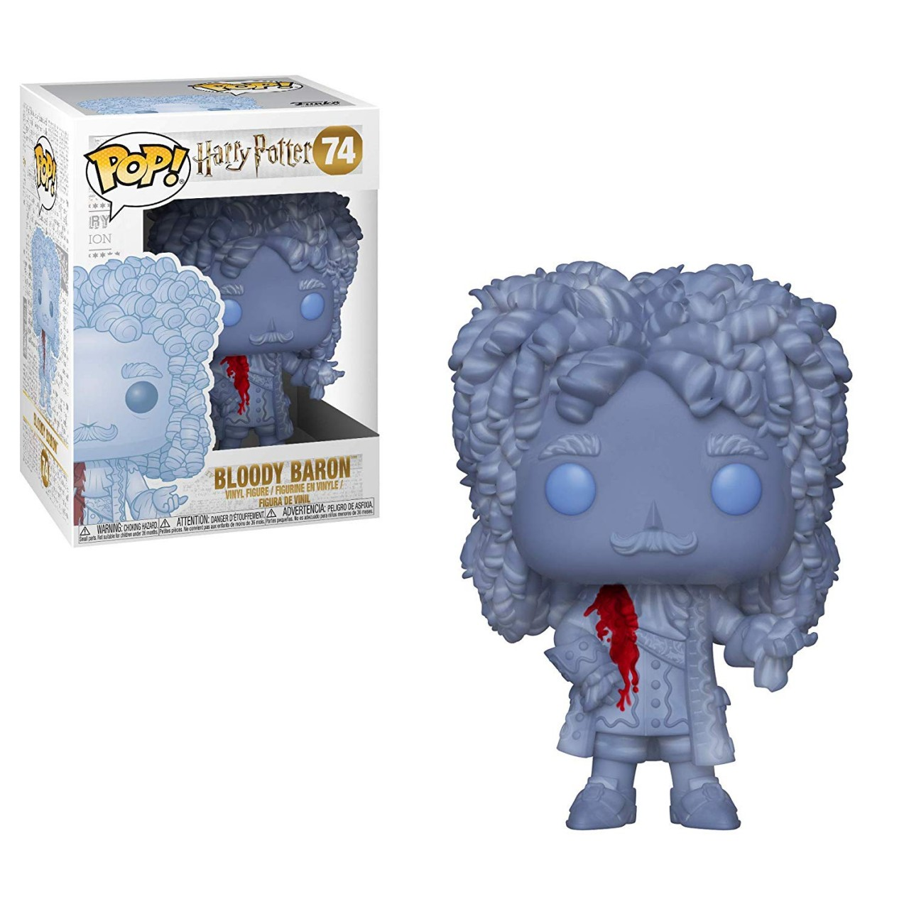 Фигурка Funko Pop Гарри Поттер - Кровавый Барон #74 (35513) Harry Potter Bloody Baron