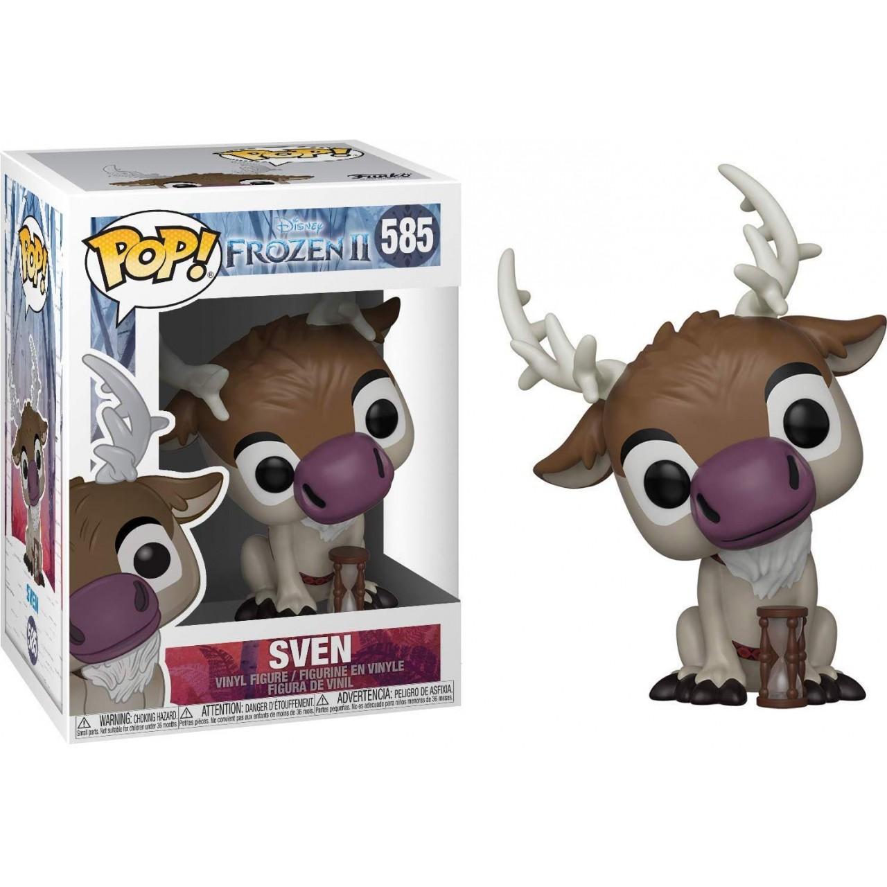 "Фигурка Funko Pop Дисней ""Холодное сердце"": Свен (42702) #585 Frozen Sven"