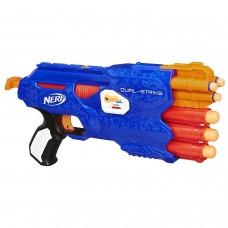 NERF Бластер Элит Двойной Выстрел B4620 (Elite DualStrike Blaster)