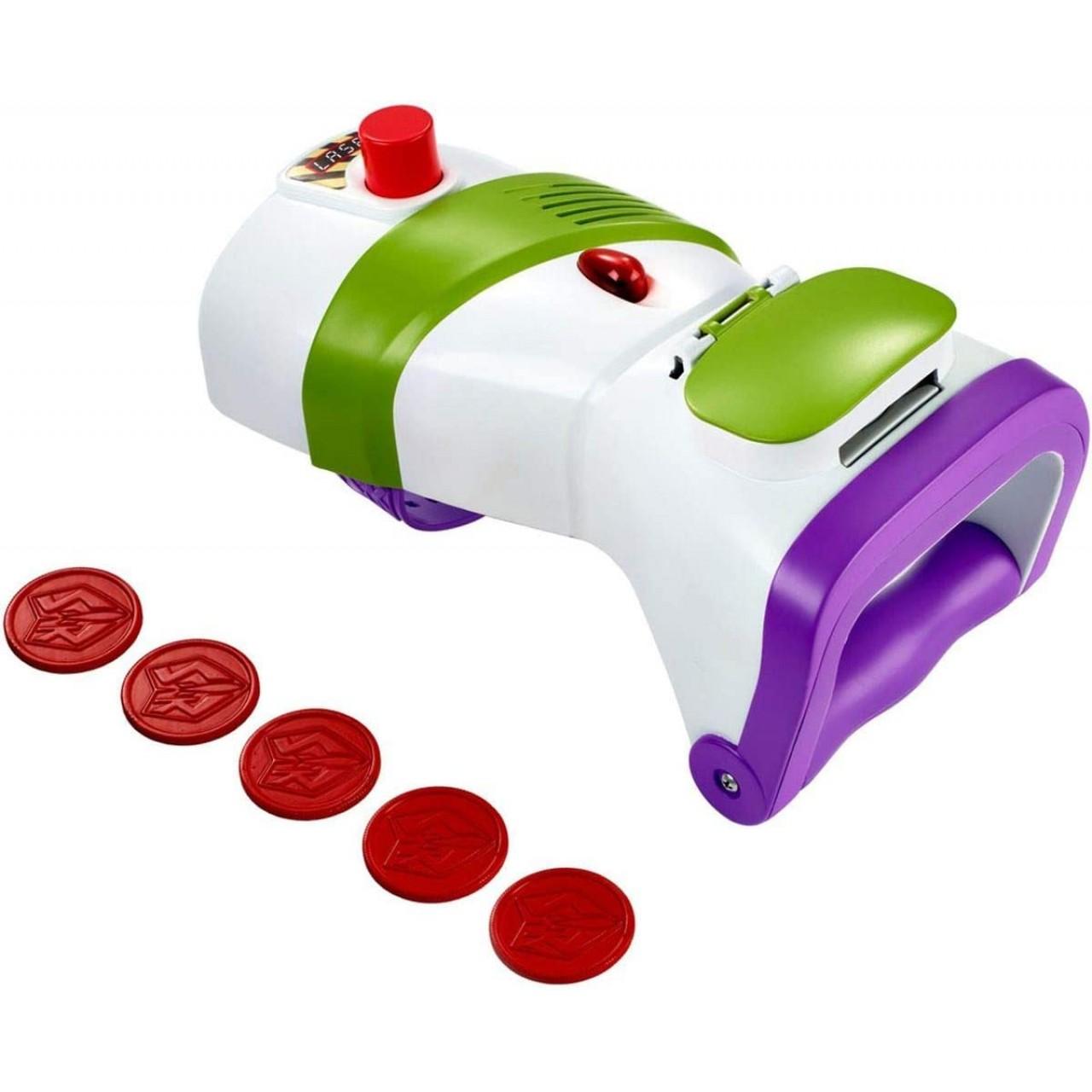 """Бластер-рукавичка Базз Лайтер """"Історія іграшок 4"""" від Mattel GDP85"""