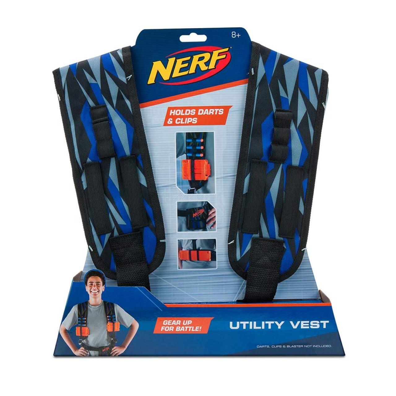 Подтяжки-патронташ Nerf от Hasbro (NER0155) Nerf Elite Utility Vest