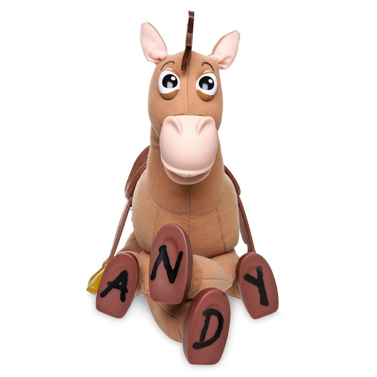 """Интерактивная мягкая Игрушка Булзай """"История Игрушек"""" Bullseye Toy Story"""