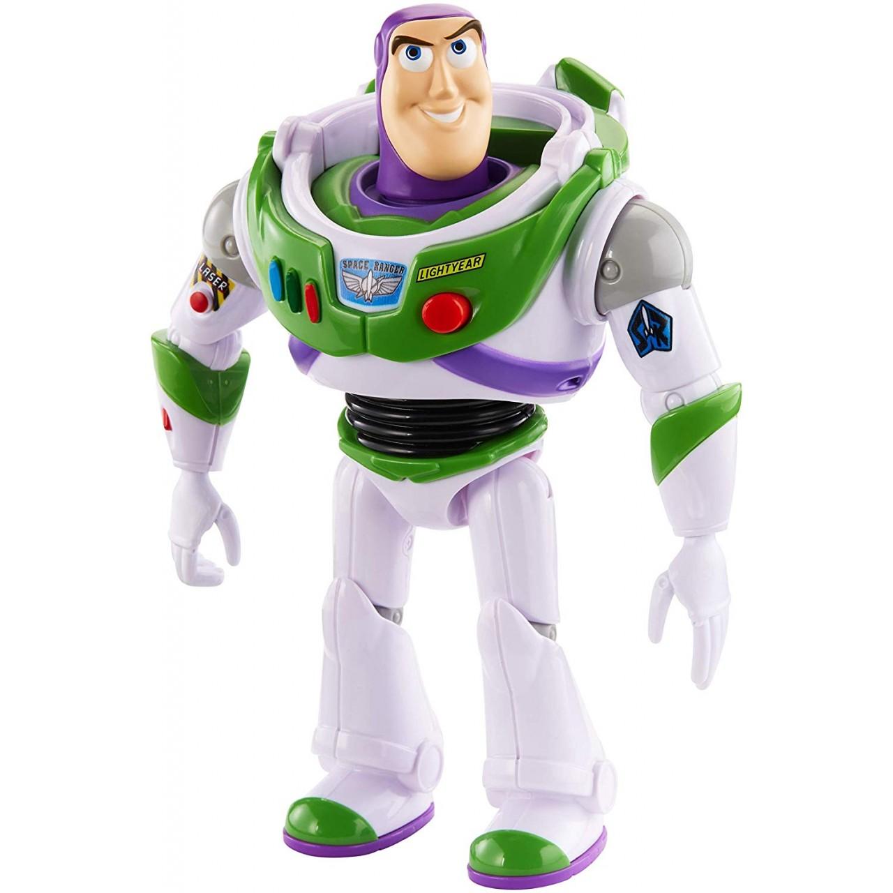 """Интерактивная фигурка Базз Лайтер """"История игрушек 4"""" 18см от Mattel"""