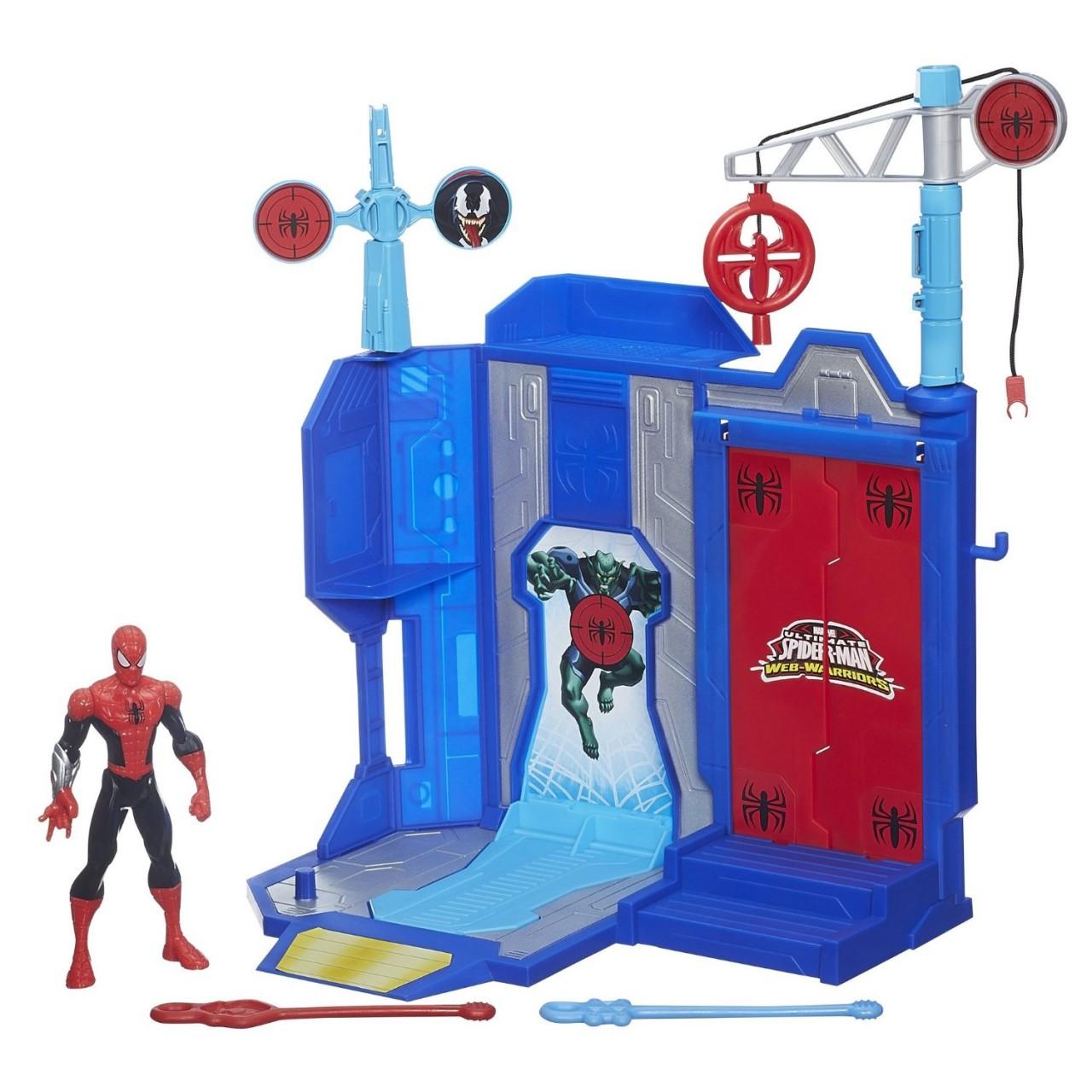 """Игровой набор """"Человек паук"""""""