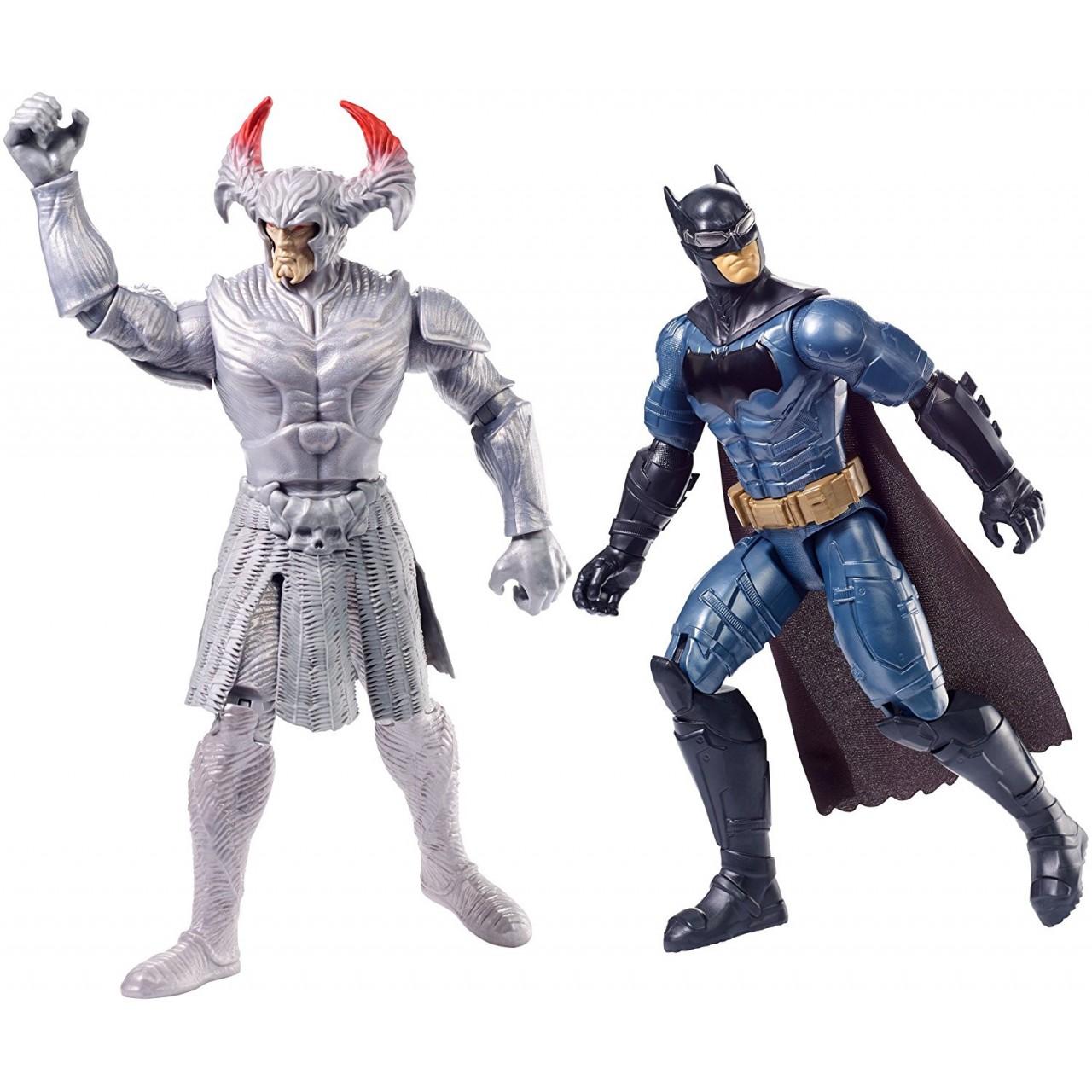 Набор Бэтман и Степной Волк 31см «Лига справедливости» FGG85