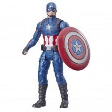 """Фигурка Капитан Америка 15см """"Мстители Марвел"""" E3932AS00 (Marvel Captain America)"""