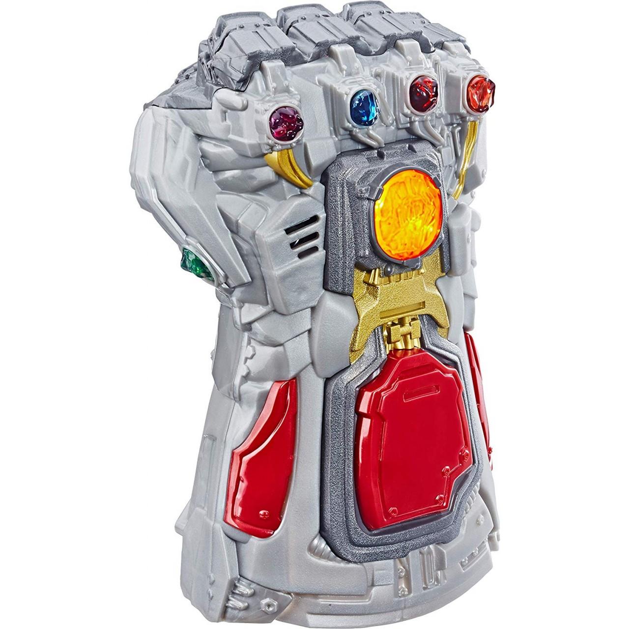 """Интерактивная Перчатка-рука Бесконечности Таноса E3385 """"Мстители: Завершение"""" от Hasbro"""