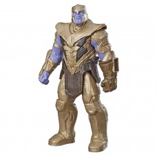 "Фигурка суперзлодея Танос в броне E4018 ""Мстители: Финал"" серия Titan Hero Power FX Port"