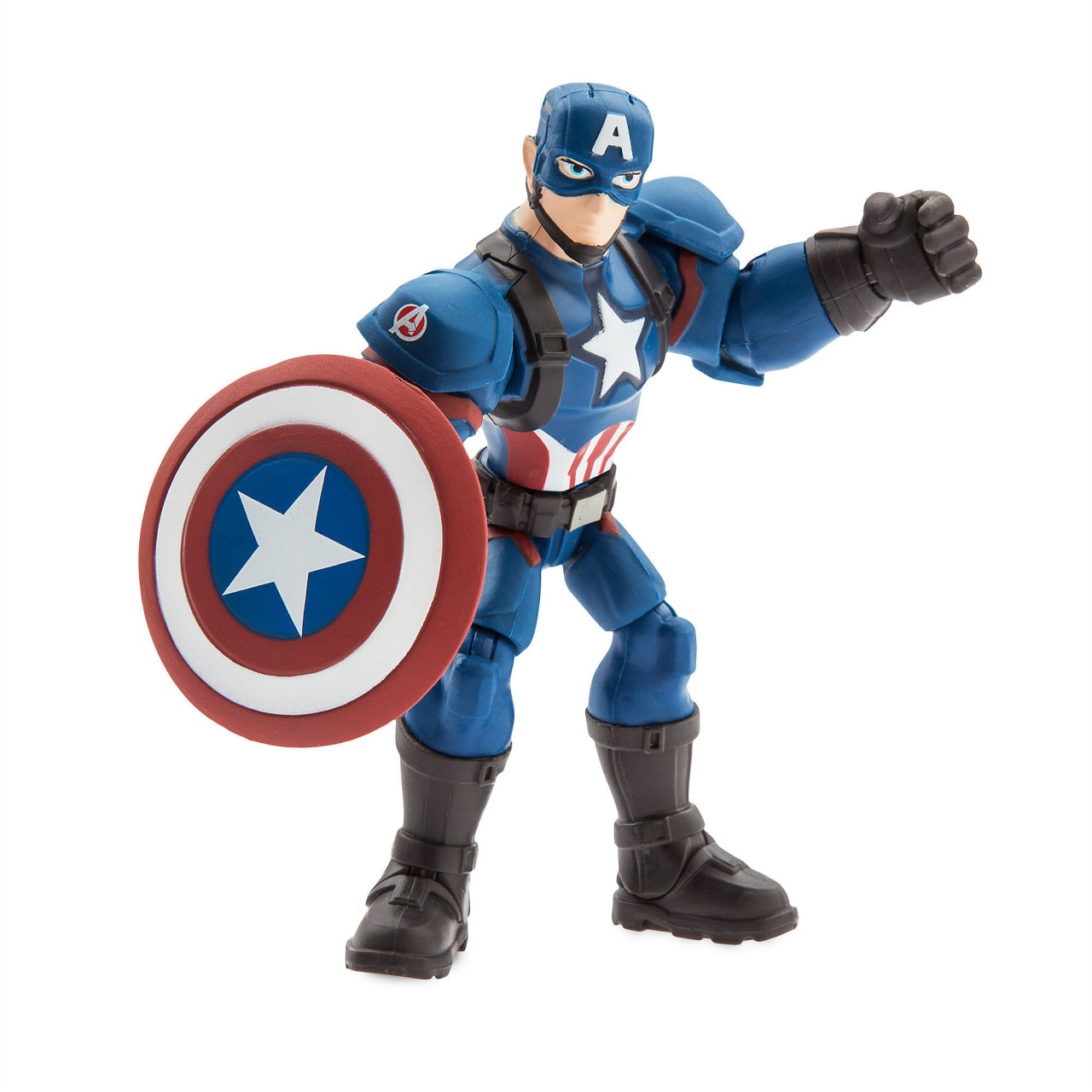 "Фигурка супер-героя Капитан Америка 13см ""Marvel Toybox"" от Disney"