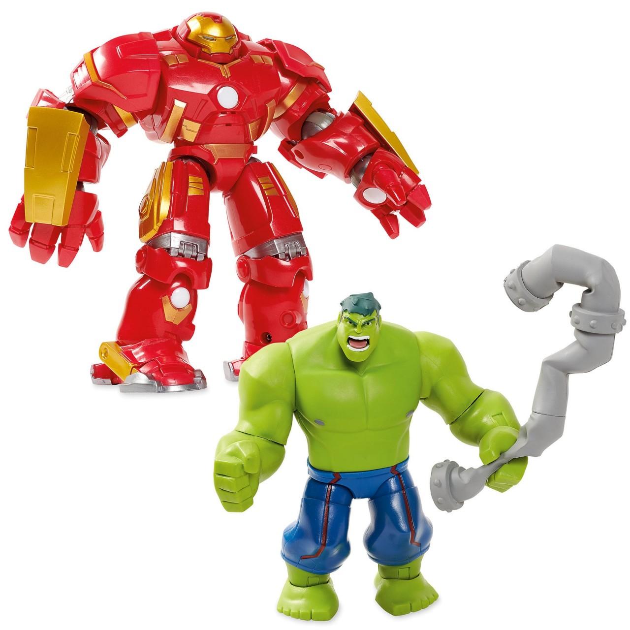 """Интерактивный набор Халк и Халкбастер """"Мстители Марвел"""" от Disney"""