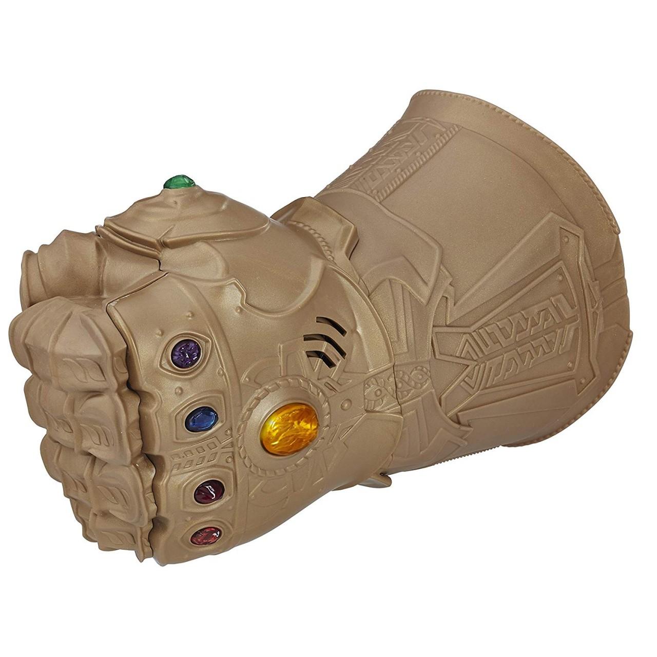 """Интерактивная Перчатка-рука Таноса E1799 """"Мстители: Война бесконечности"""" от Hasbro"""
