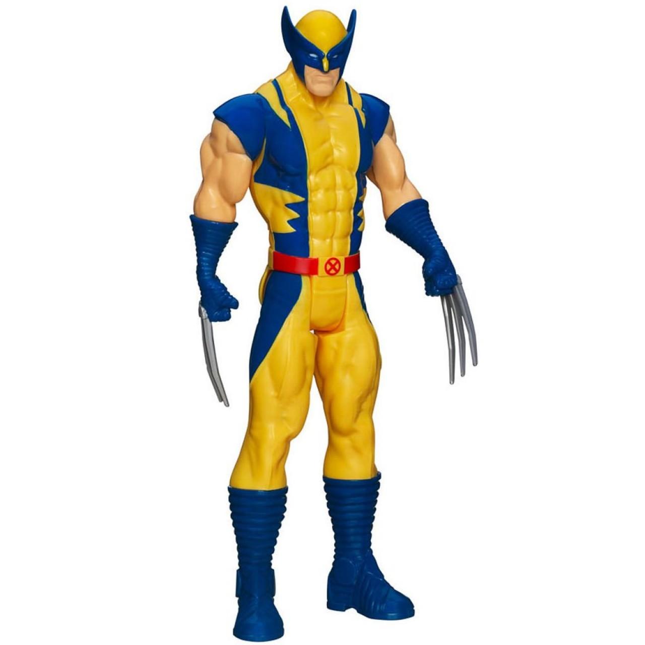 Фигурка Росомаха 30см A3321, серия Titan Hero от Hasbro (Marvel Wolverine)