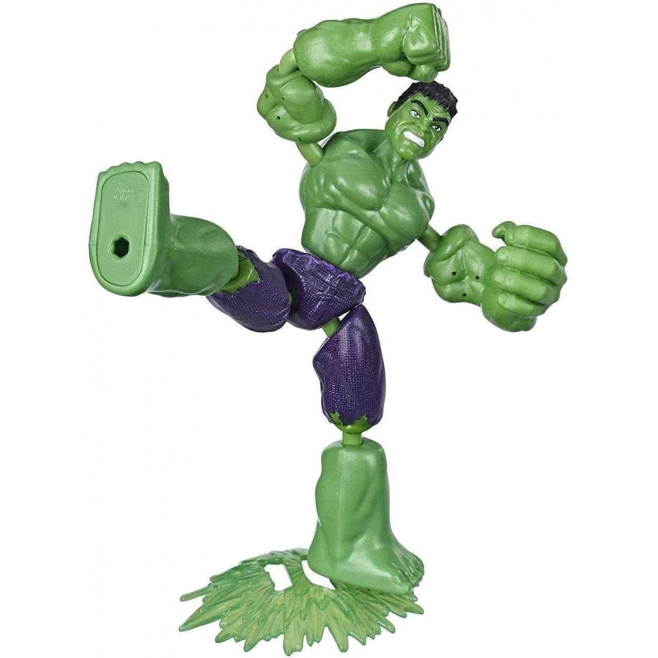 Игровая фигурка Avengers Мстители Бенди Халк от Hasbro (E7871_E7377)