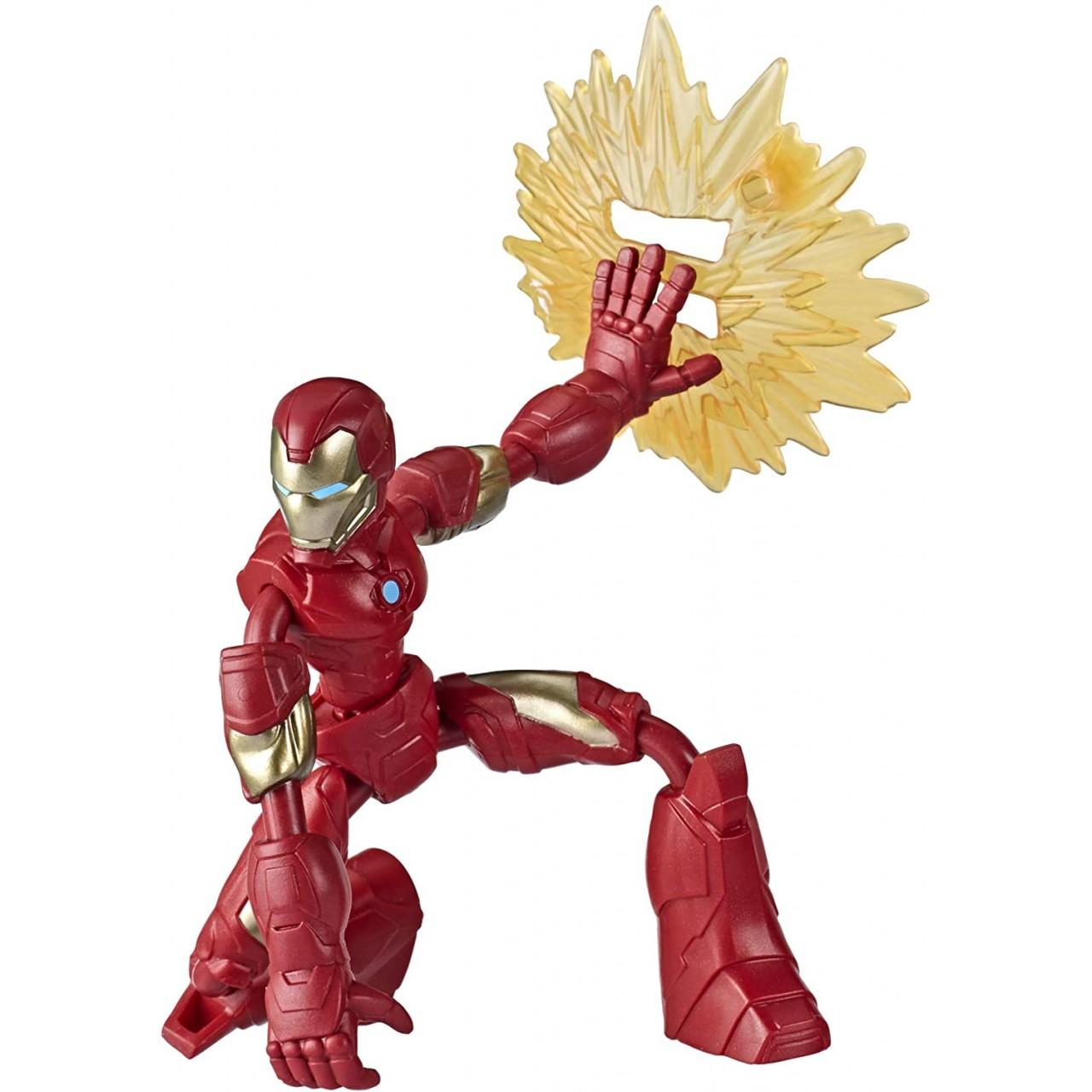 Игровая фигурка Avengers Мстители Бенди Железный Человек от Hasbro (E7870_E7377)