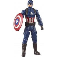 "Фигурка Капитан Америка E3919  ""Мстители: Завершение"" серия Titan Hero Power FX Port"