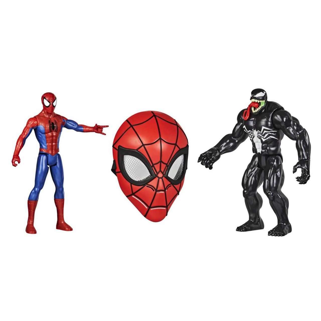 """Набор Человек-Паук, Веном и маска Человека-Паука """"Мстители"""" E8961 от Hasbro"""