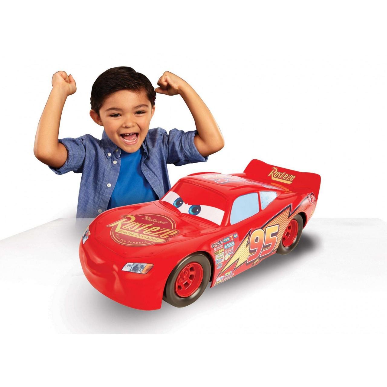 Автомобиль Молния МакКвин Cars Тачки 3 51см (FBN52)