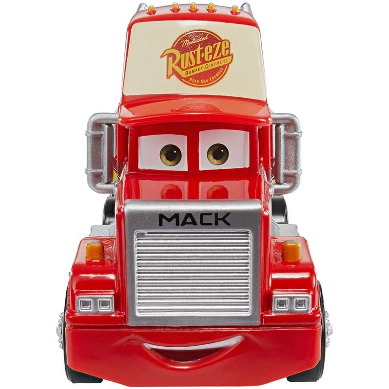 Тачки грузовик мак картинки