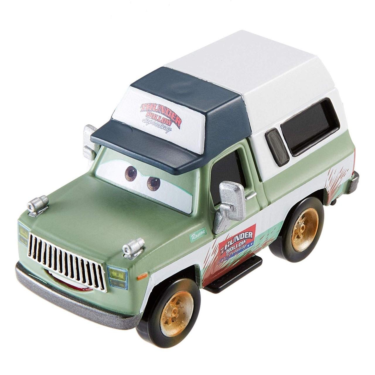 Disney/Pixar Тачки 3 Deluxe: Роско DXV98 (Cars 3 Deluxe Roscoe)