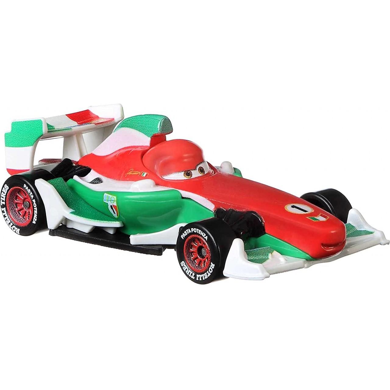 Disney / Pixar Тачки 3: Франческо Бернуллі (Disney Pixar Cars Francesco Bernoulli) від Mattel