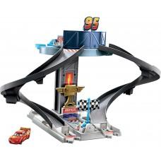 Игровой набор Тачки Башня для гонок GPH80 от Mattel
