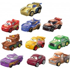 Набор машин Micro Racers Disney/Pixar Тачки 3 GKG23 от Mattel