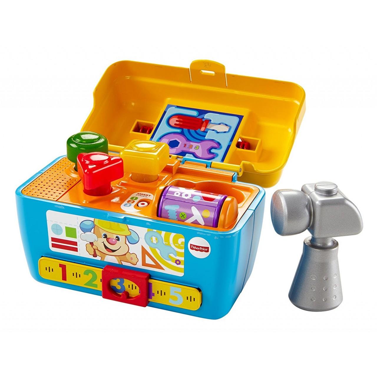 "Интерактивная игрушка ""Ящик с инструментами""от Fisher-Price"