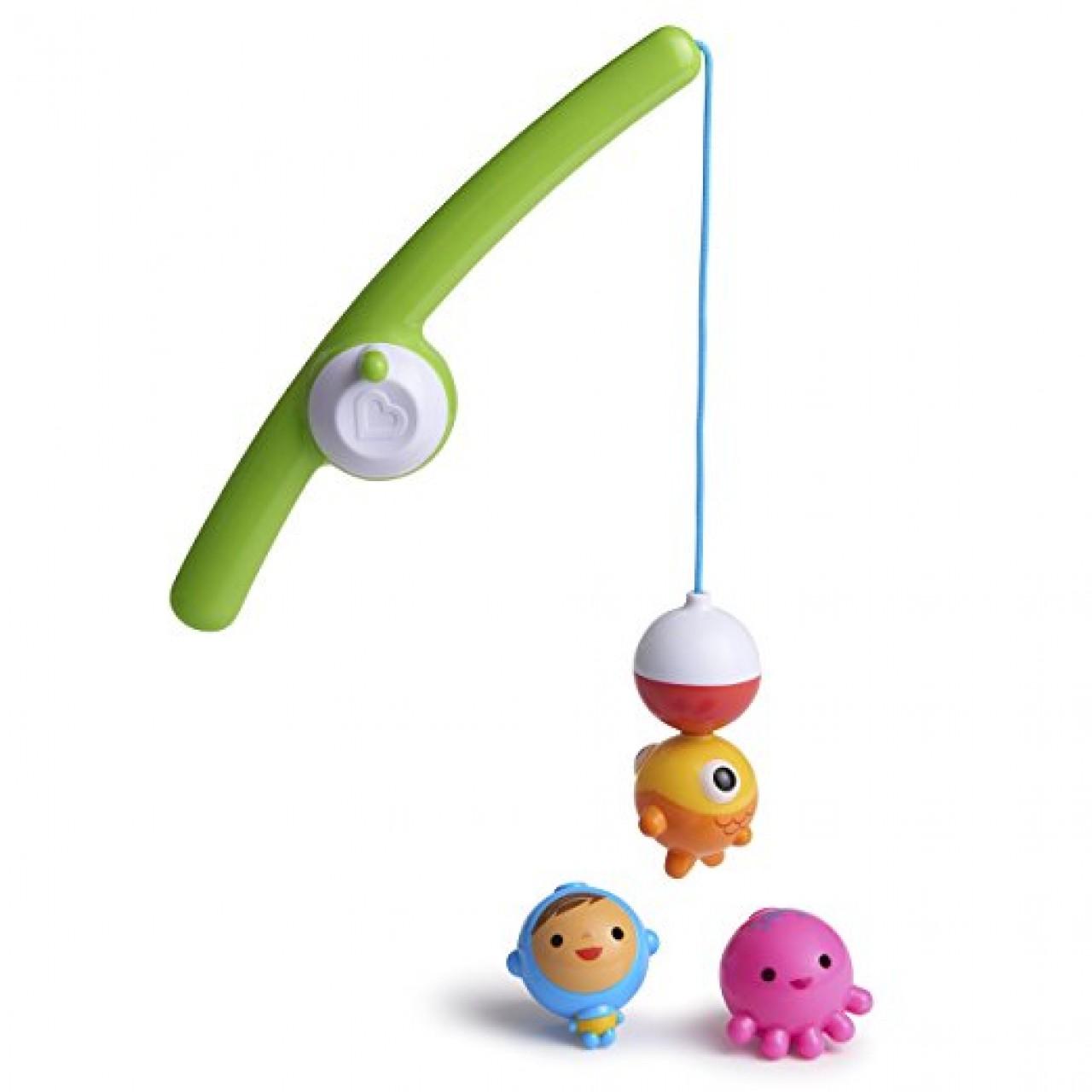 """Игрушка для ванной Munchkin """"Веселая Рыбалка"""""""