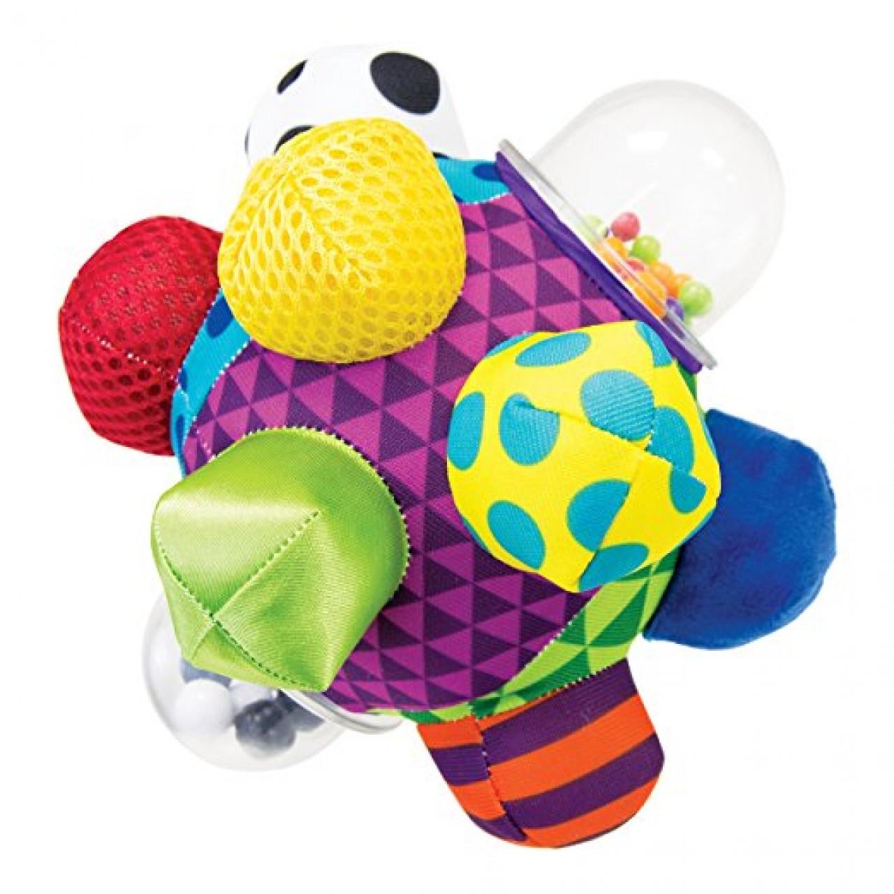 Развивающая игрушка для малышей Sassy  - Мячик