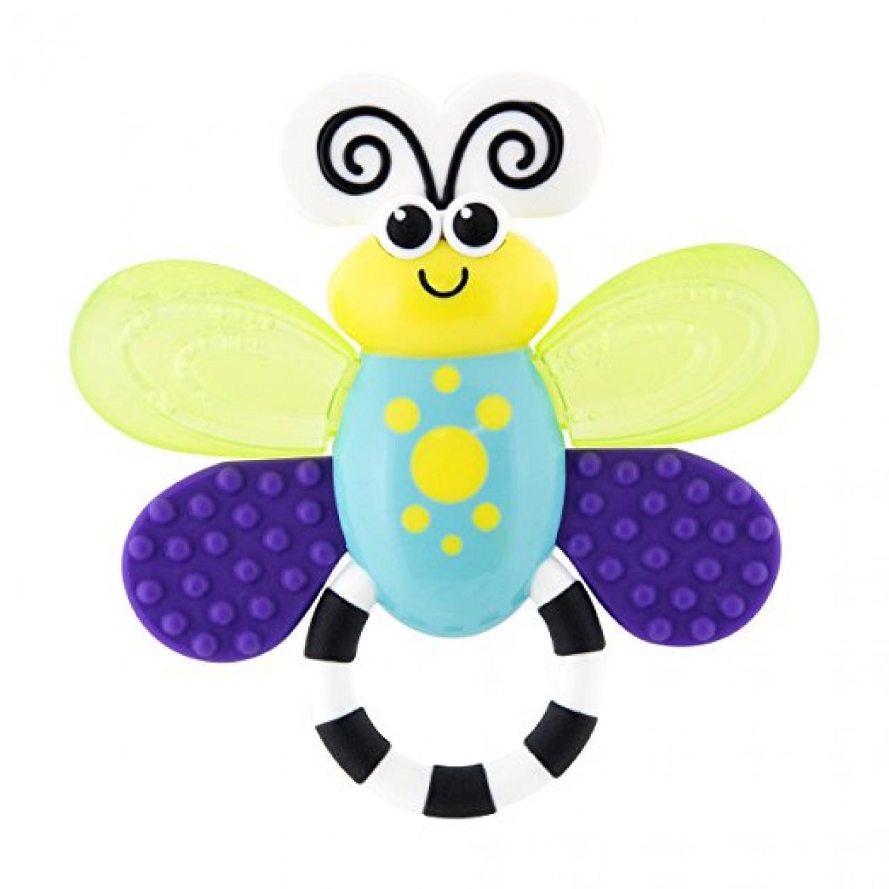 Грызунок-прорезыватель Sassy - Бабочка